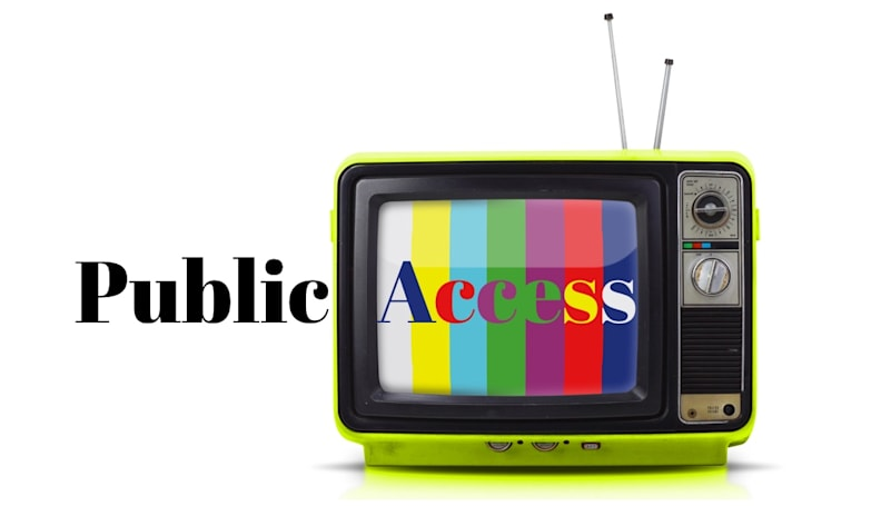 The Public Access Weekly: Ooh! A piece of candy...