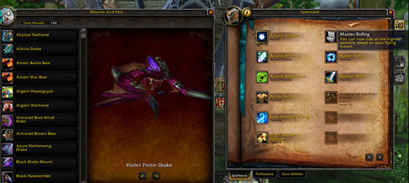 Mists of Pandaria Beta: What a Long, Strange Trip It's Been no longer rewards Master Riding
