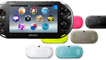 PS Vita gets more apps on its home screen and a memory card manager