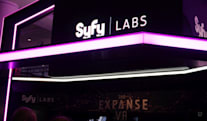 Syfy Labs fires up its 3D printers, lights and VR at CES