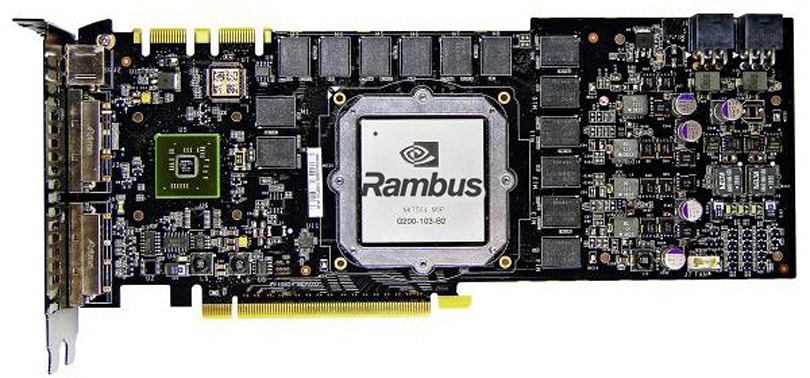 Rambus victorious in patent fight with NVIDIA, can expect neat wad of cash for its troubles