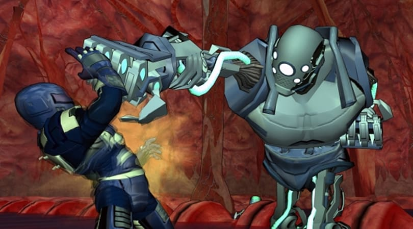 Champions Online brings the Steel Crusade on September 4th