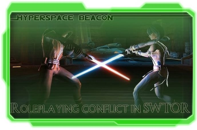 Hyperspace Beacon: Roleplaying conflict in SWTOR