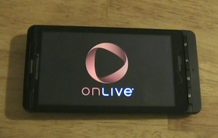 OnLive Viewer hits HTC Flyer, ripped and posted for other Android gaming voyeurs (video)
