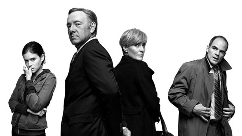Got Comcast?  You can watch House of Cards without a Netflix subscription