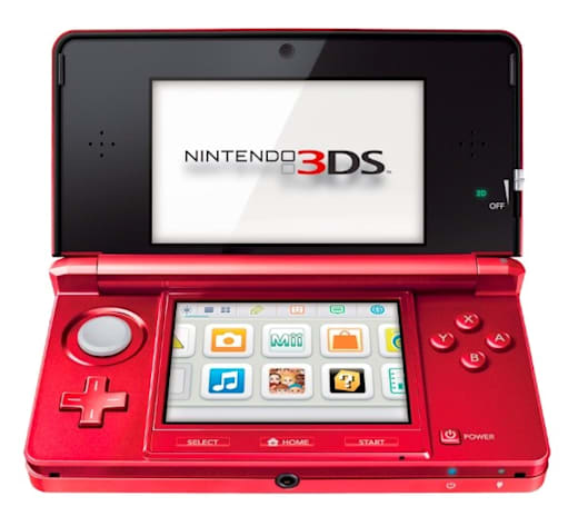 Nintendo to release Flame Red 3DS console next month, sunglasses not included