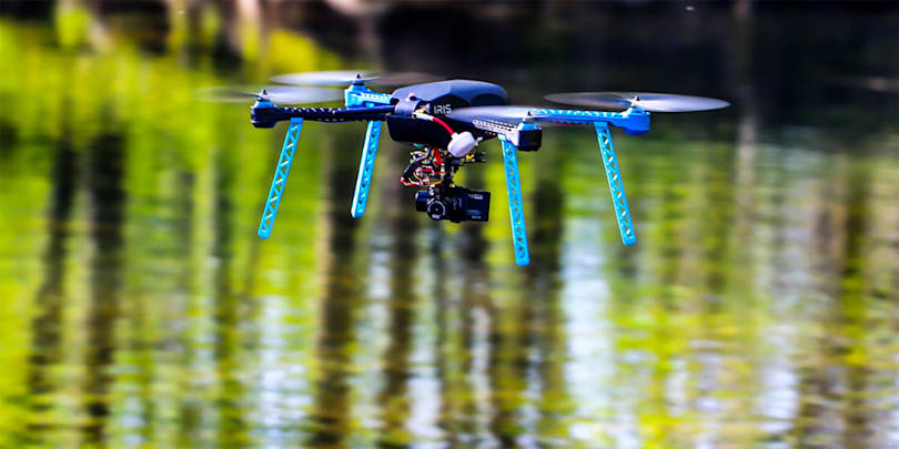 Five questions about the future of drones with 3D Robotics' Colin Guinn