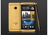 HTC to offer five genuine gold One smartphones for £2,750 apiece