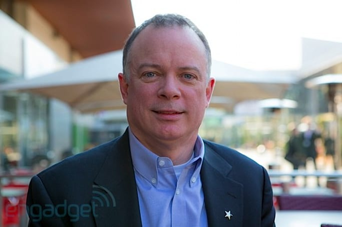 The Engadget Interview: Microsoft's Greg Sullivan on Windows Phone at MWC 2013