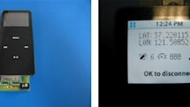 iPod nano GPS hack ensures that you and your MP3s make it home safely