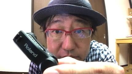 動画レビュー:自作カホンもゴージャスサウンド、ローランドのカホン専用マイク・プロセッサー「EC-10M」