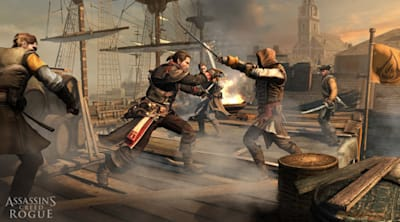 Ubisoft confirms Assassin's Creed Rogue for Xbox 360, PS3 [Update]