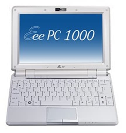 ASUS continues to mercilessly flog Eee brand with Eee PC 1000HD