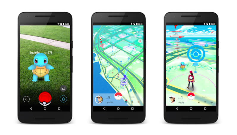 How 'Pokemon Go' will work on your smartphone