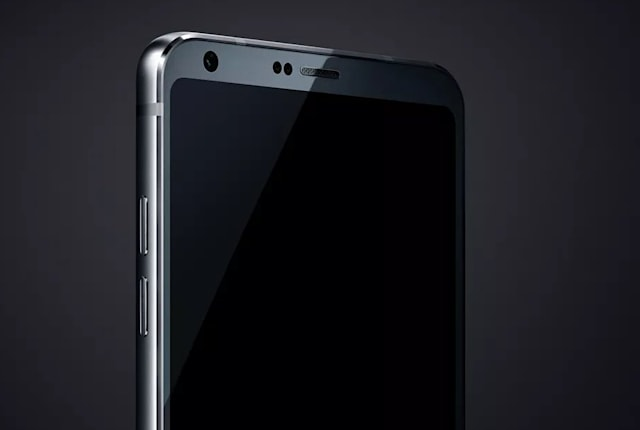 还没发的 LG G6 似乎没什么棱角喔