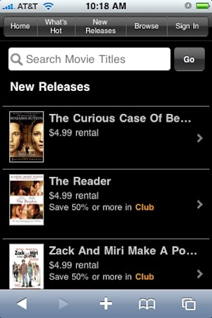 mSpot brings new release movie streaming to major US carriers