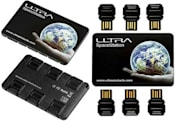 Ultra SpaceStation 6 offers up 12GB flash drive six pack