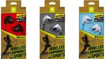 iPhone 7で盛り上がる無線イヤホン商戦にドンキが参戦。3980円のIPX4防水Bluetoothスポーツモデルを発売