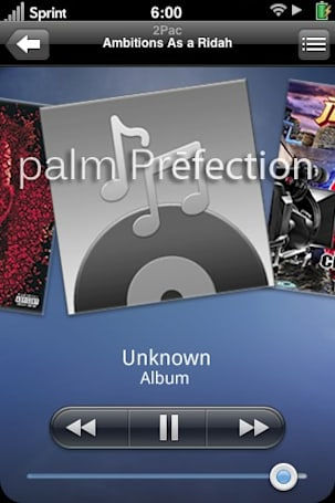 Palm Prefection iPhone theme lets you have the best of both worlds, kinda