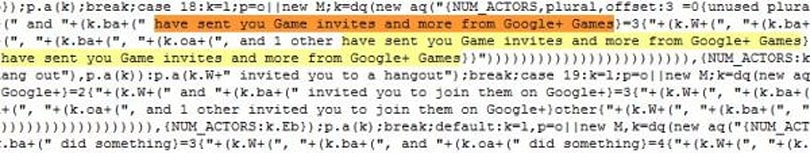 Google+ code reveals intent to unleash Games and Questions to the social world