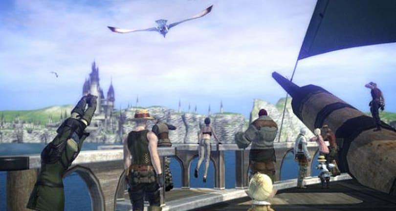 More looks inside of Final Fantasy XIV