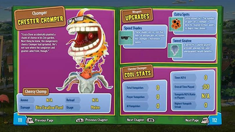 Chester Cheetah stars in Plants vs. Zombies Garden Warfare DLC