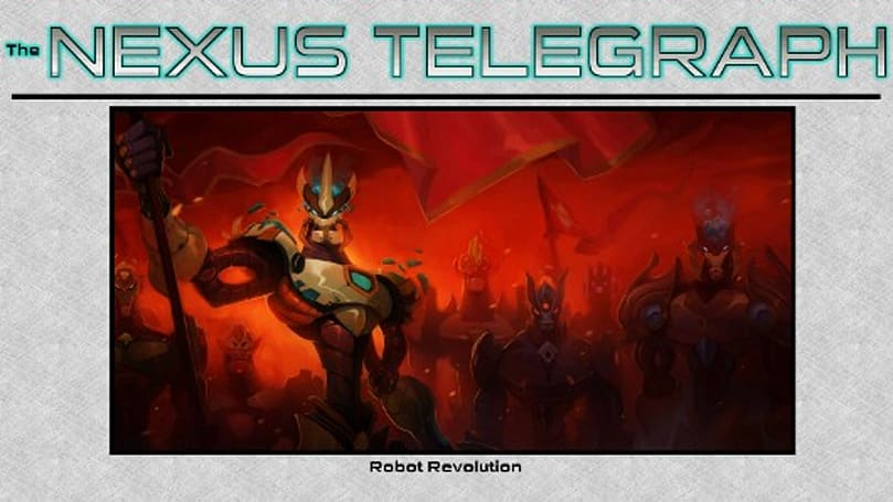 The Nexus Telegraph: Examining the Mechari of WildStar