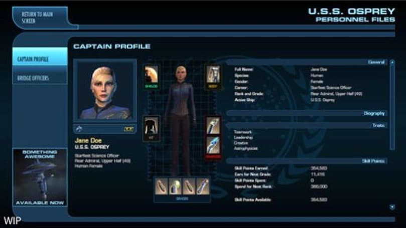 Star Trek Online shows off its new gateway