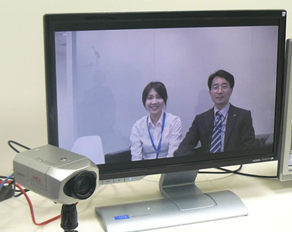 Sanyo's Xacti technology tapped for Full HD VCC-HDN1 surveillance camera