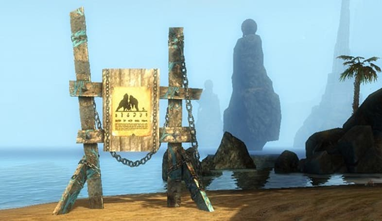 Flameseeker Chronicles: There's something in the water in Guild Wars 2