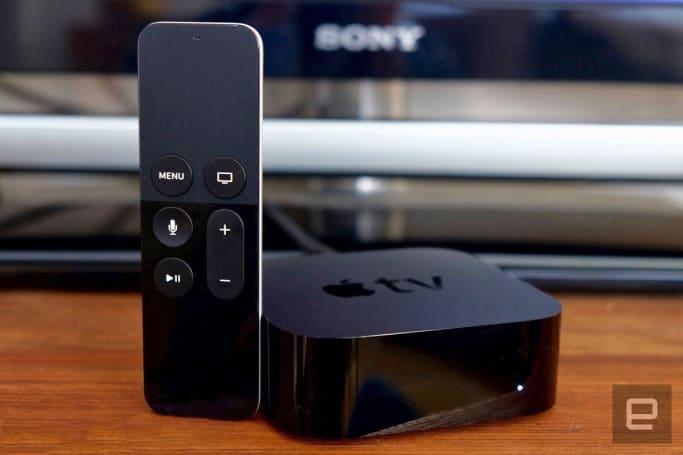 次世代 Apple TV 據報將搭載 4K 播放能力