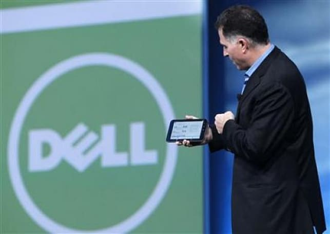 Michael Dell teases new 7-inch Android tablet, says Streak to land in Best Buy next month (update: pic)
