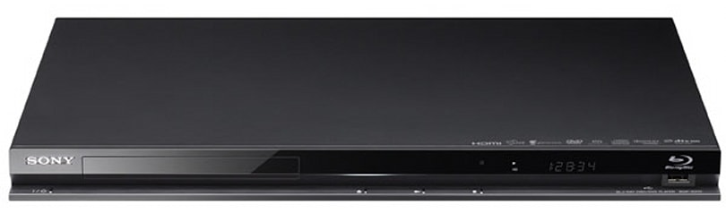 Sony's $200 BDP-S470 is company's first 3D-ready Blu-ray player