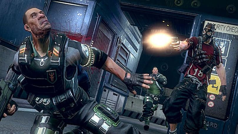 Brink to launch in May, followed by Hunted: The Demon's Forge in June