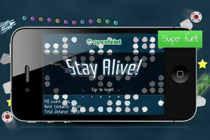 Keep breathing and play Stay Alive on iOS and Android