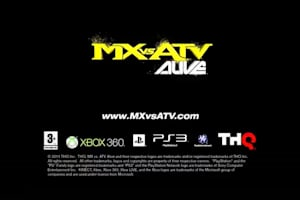 MX Vs. ATV Alive Trailer (1/24/11)