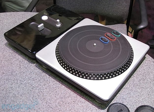 DJ Hero hands-on