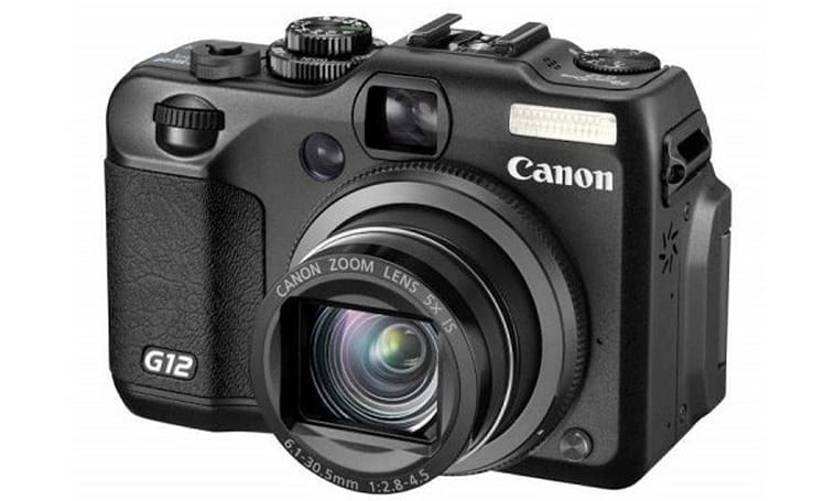 Canon G12 arrives, brings HD video with it