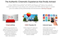 Vizio reveals $3,499 price for its 58-inch ultrawidescreen HDTV