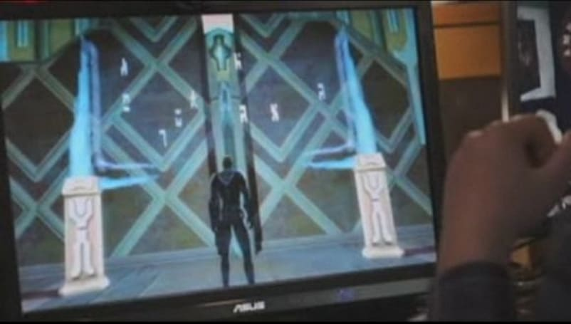 Stargate Worlds makes its television debut