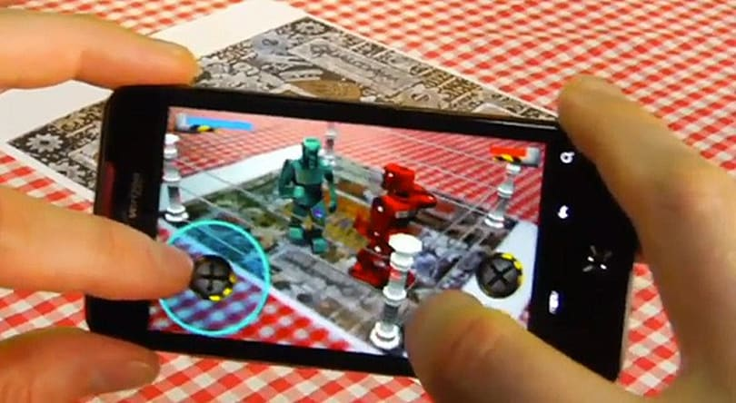 Qualcomm launches augmented reality SDK in beta form, ready to rock your Android devices