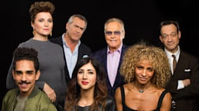 """The Cast Of STARZ Original Series """"Ash Vs Evil Dead"""" Talk About The Show And Working Together"""