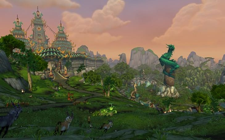 Blizzard offering free server transfers to offset Mists of Pandaria queues