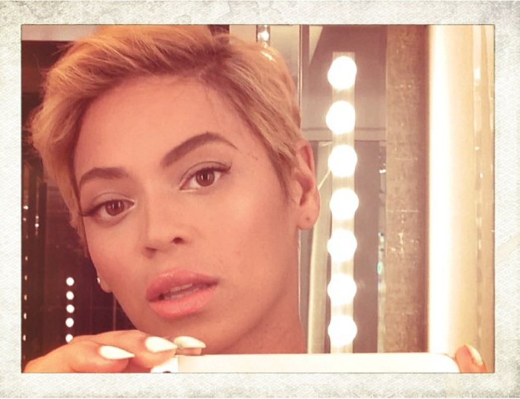 Beyoncé shows off dramatic new haircut