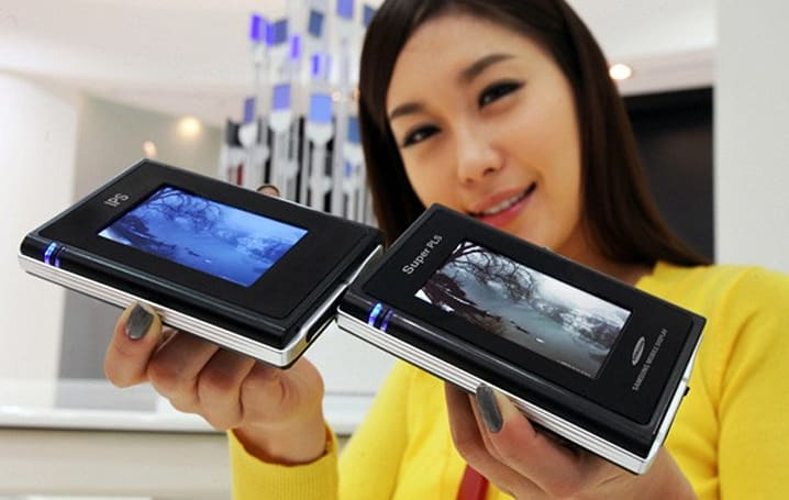 Samsung touts Super PLS display as the evolution of IPS on smartphones, plans production in early 2011
