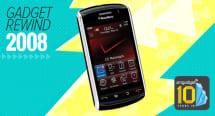 Engadget Rewind 2008: BlackBerry Storm