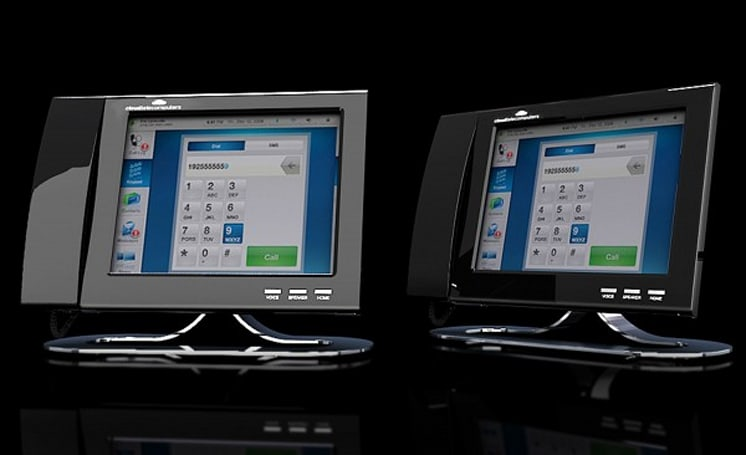 Cloud Telecomputers announces Android-based Glass platform for desk phones