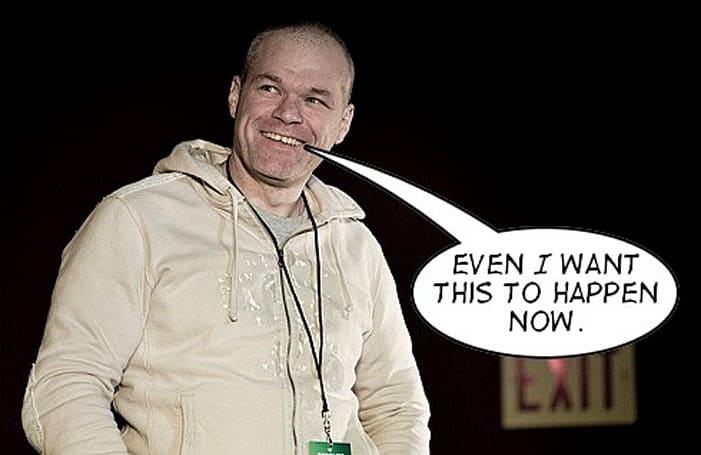 Stride Gum pitching in to stop Uwe Boll