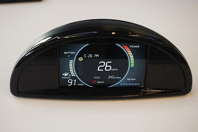 Unsure about buying an EV? This Heads-Up Display may someday help