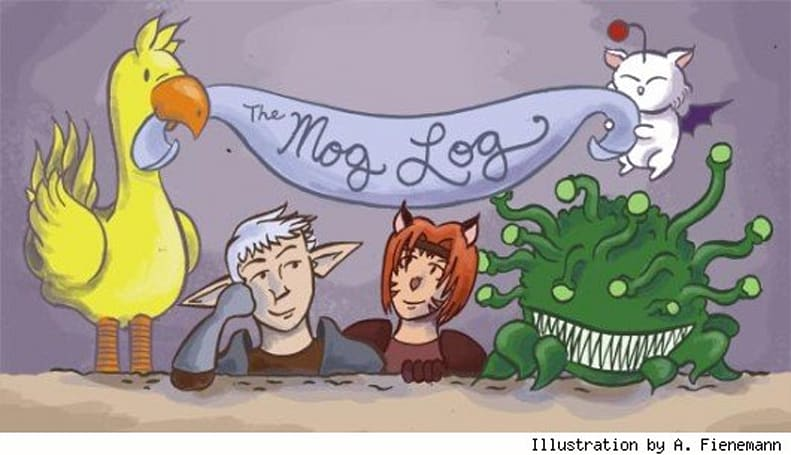 The Mog Log: Generating a wow factor in FFXIV